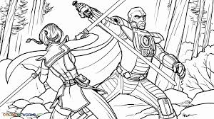 Star Wars Clone Wars Coloring Pages 18 Pictures Colorinenet