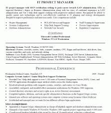 Project Coordinator Resume Samples Unforgettable Administrative