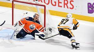 Talbot was sharp again in game 3 in san jose, as the oilers recorded. Crosby Lifts Penguins Past Oilers In Ot