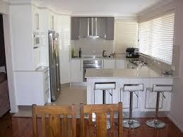 Kitchen design for square room