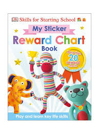 Winnie The Pooh Reward Chart Shop My Sticker Reward Chart Book Play And Learn Key Life Skills Paperback Online In Dubai Abu Dhabi And All Uae