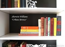 home office home office makeover emily. home office bookshelves makeover emily e