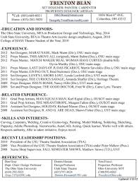 Carpenter Resume Template Microsoft Word Res Divefellows Com
