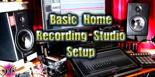 home recording studio setup diagram archives bass cat music basic home recording studio setup