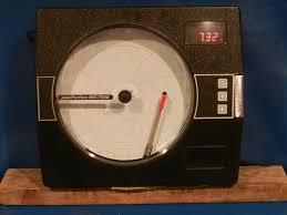Partlow Mrc 7000 Circular Chart Recorder Circular Recorders