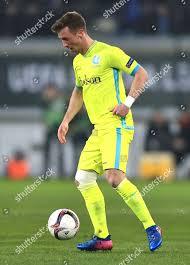 Brecht Dejaeghere AA Gent during UEFA Europa Redaktionelles Stockfoto –  Stockbild