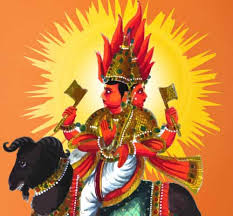 Agni, The Vedic Fire God of Hinduism