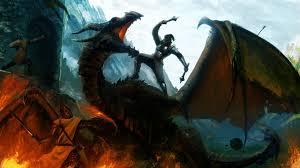 The Elder Scrolls V: Skyrim, dragon ...