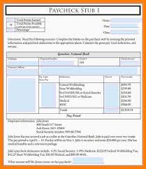 paystub sample 12 pay stub sample pdf pay stub format