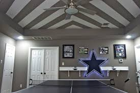 Dallas Cowboy Bedroom Ideas