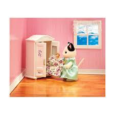 Calico Critters Girlu0027s Lavender Bedroom Calico Critters Girlu0027s Lavender  Bedroom
