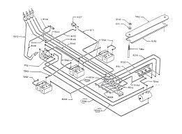 36 volt golf cart solenoid wiring diagram wiring diagram and Club Car Golf Cart Wiring Diagram at 1985 Club Car Gas Engine Wiring Diagram