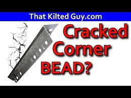 can you repair drywall cornerbead