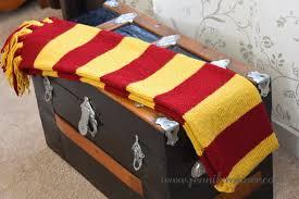 Harry Potter Scarf Knitting Pattern Interesting Ideas