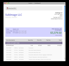 Make Invoices Online Free Online Invoicing Software 14 Day Trial Cashboard