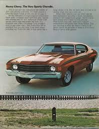 Throwback Thursday: 1972 Chevelle
