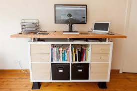 standing office desk ikea. My Awesome New Standing Desk Office Ikea H