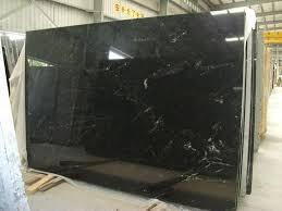 brazilian via lactea black granite slabs