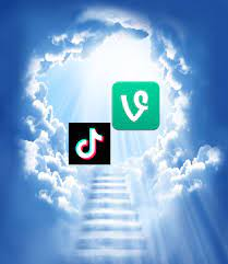 vine meeting in heaven #tiktokdown ...