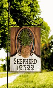Decorative Yard Signs Pineapple Yard Sign And Yard Stake Decorative Garden Signs 71
