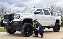 custom gmc sierra. kid rockrocky ridge trucksgmcsierralifted truckcustom gmc custom gmc sierra