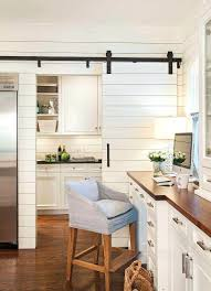 barn doors and more trendy kitchens that unleash the allure of sliding  kitchen home office rolled