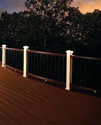 trex deck lighting. Beautiful Trex Deck Lighting Problems H