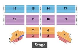 Golden Nugget Tickets And Golden Nugget Seating Chart Buy