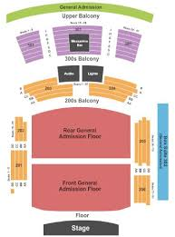 Hard Rock Live Tickets And Hard Rock Live Seating Chart