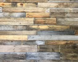 Reclaimed Pallet Wood 25 sq ft - Dismantled Pallet Boards - Reclaimed Wood  Planks - Wood
