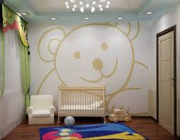 Small Picture girls room paint ideas pictures baby room wall 300x234 Creative