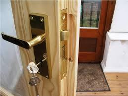 Barn Door Pulls Modern Brushed Nickel Double Hardware Home Depot Diy ...