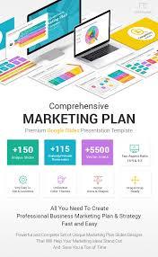 Best Marketing Plan Google Slides Template Slidesalad