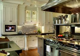Large Kitchen Transitional Kitchen Design Your Lifestyle