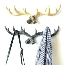 How To Make A Deer Antler Coat Rack Mesmerizing Deer Antler Coat Rack Antler Rack Online Shop Retro Coat Homemade