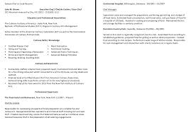 Bunch Ideas Of Amusing Cook Resume Example Best Fast Food Resume