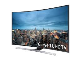 4K UHD Curved Smart TV - 50\u201d Class (49.5\u201d Diag.) JU750D 50\