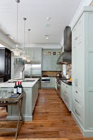 Coastal Kitchen Coastal Kitchen With A Twist In Detail Interiors
