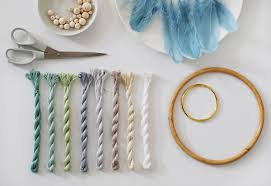 Supplies Needed To Make Dream Catchers