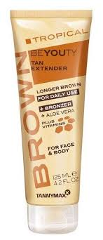 Tannymaxx Tropical Beyouty <b>Tan</b> Extender крем после <b>загара</b> с ...