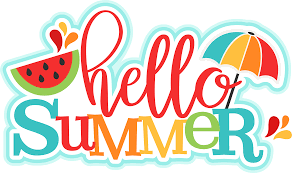 Silhouette Design, Summertime, Die Cutting, Hello Summer, - School Is  Closed For Summer Clipart - Full Size Clipart (#885393) - PinClipart