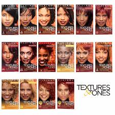 Creme Of Nature Permanent Hair Color Chart Details About Clairol Textures Tones Permanent Hair Color