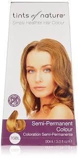 Semi Permanent Hair Colour Gbl Golden