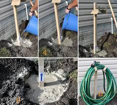 garden hose stand. Exellent Hose DIY Hose Stand From Home Depot Intended Garden O