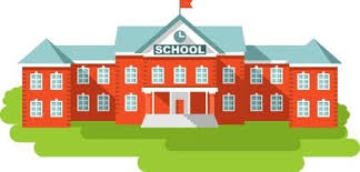 school building clipart. Beautiful School Classical School Building Isolated On White Background Inside School Building Clipart 123RFcom