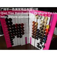 Human Hair Wig Hair Color Chart Hair Color Book Global Sources