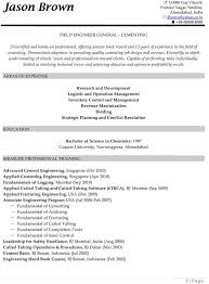 Construction Resume Examples Cool Construction Resume Examples Resume Professional Writers