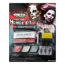 global colours body art horror makeup kit