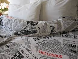 bedding set awesome bedding sets twin xl newspaper print duvet cover doona cover quilt by