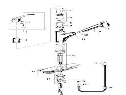 moen single handle kitchen faucet leaking base faucets ideas leak repair